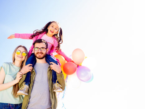 """Gotcha Day"" is typically considered the day that you pick up your child to bring home. Although that definition can vary a bit depending on preference and country, Gotcha Day is often celebrated as the day that the family was finally united."